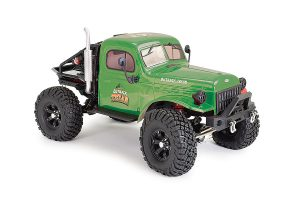 FTX Outback Texan 4X4 RTR 1:10 Trail Crawler - Green