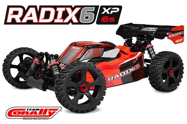 Corally Radix XP 6S Buggy