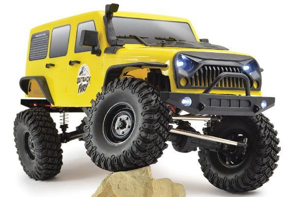 FTX Outback Fury 4X4 RTR 1:10