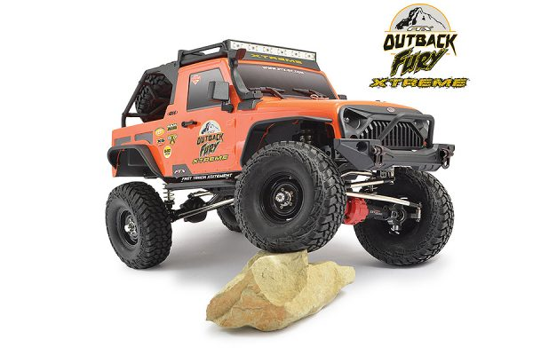 FTX Outback Fury Extreme 4x4