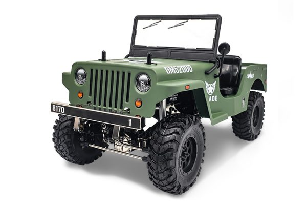 FTX Outback GEO 4X4 RTR Car Model Kit