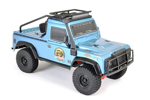 FTX Outback Ranger XC Pick Up - Blue