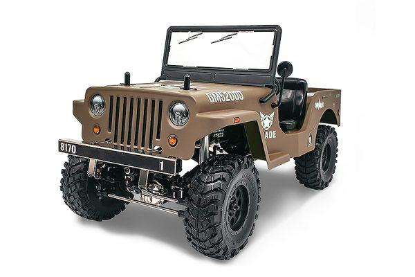 Gmade 1:10 GS01 Desert Car Model