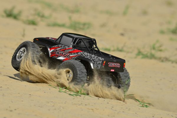 Corally Triton SP 2WD Monster