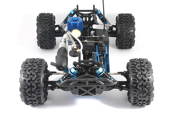 FTX Carnage 1:10 Nitro Truck