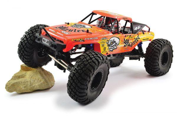 FTX Mauler 4x4 Rock Crawler RTR - Red
