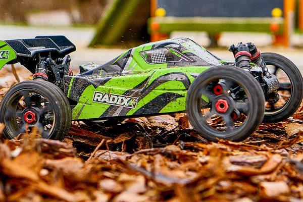 Corally Radix XP 4S Buggy