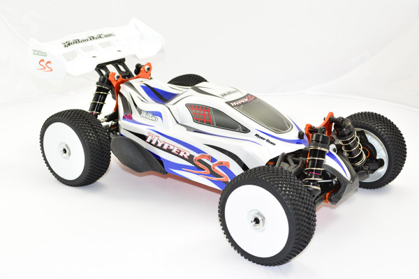 Hyper SSE 1:8 RTR Buggy Blue