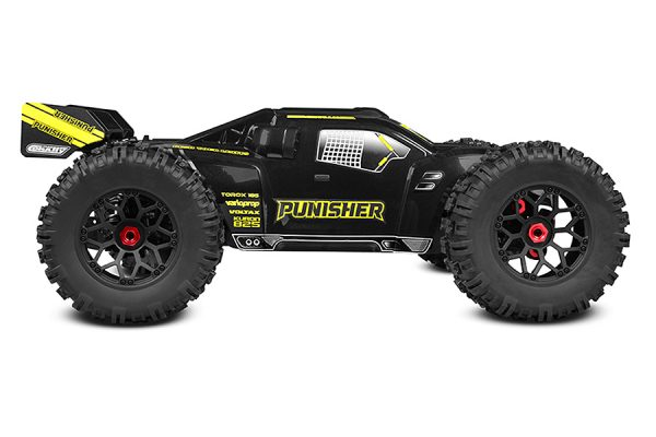 Corally Punisher XP 6S Monster