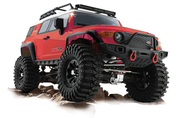 FTX Outback GEO 4X4 RTR