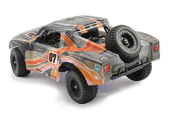 FTX Zorro 1:10 Nitro Trophy - Orange