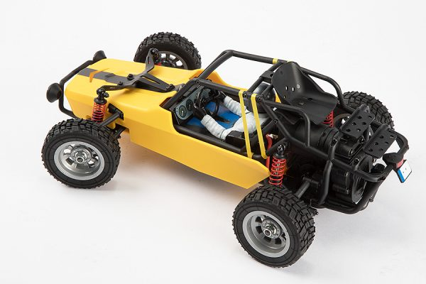 PUBG 2WD Single Seat 1:12