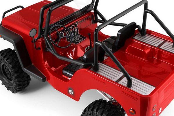 Gmade 1:10 GS01 Sawback 4LS Model Car Kit