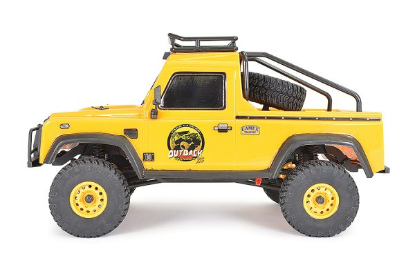 FTX Outback Ranger XC Pick Up - Yellow