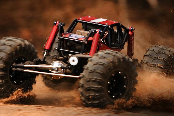 Gmade 1:10 R1 Rock Buggy 4WD Model Car Kit
