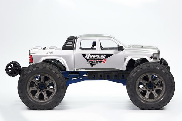 Hyper MT Sport Plus II - Silver