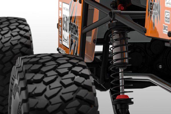 Gmade 1:10 GOM Rock Crawler Model Car Kit