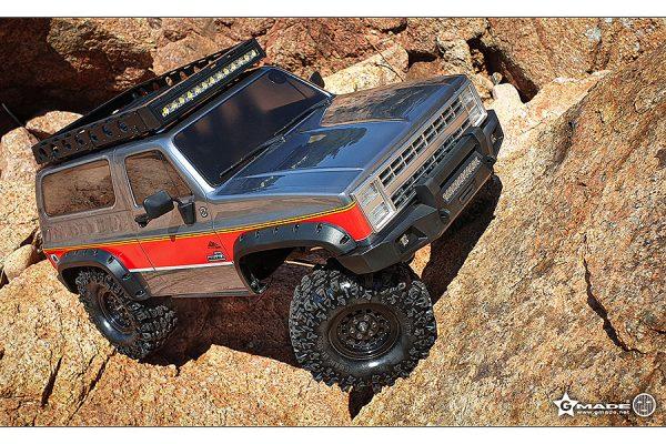 Gmade 1:10 GS02F Buffalo TS (Civilian) Car Kit