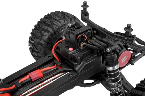 Corally Trition XP 2WD Monster Combo
