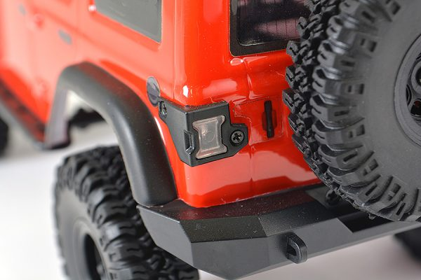 FTX Outback Mini X Fury - Red