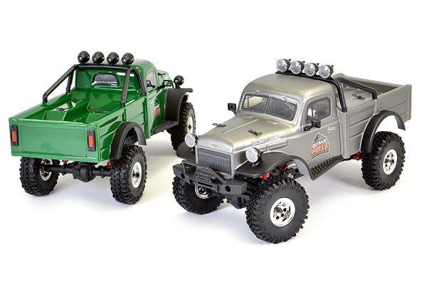 FTX Outback Mini X Texan - Grey