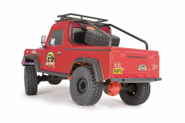FTX Outback Ranger XC Pick Up - Red