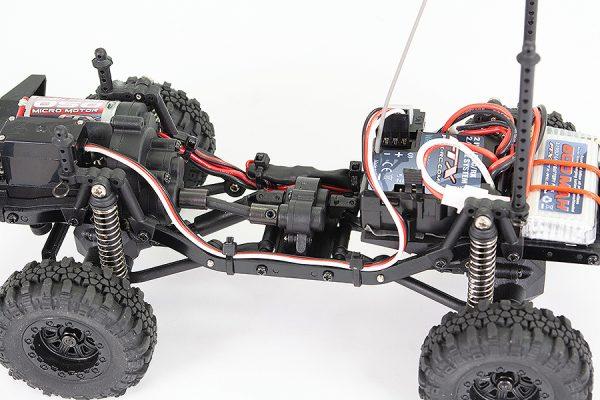 FTX Outback Mini 3.0 Ranger - Dark Red