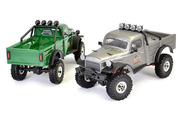 FTX Outback Mini X Texan - Green