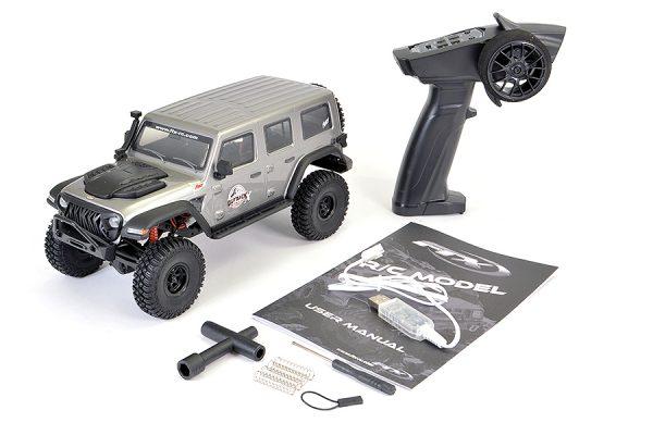 FTX Outback Mini X Fury - Grey