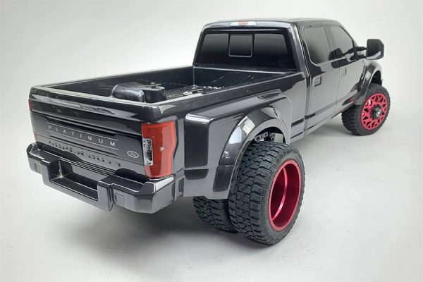 CEN DL-Series Ford F450 SD - Titanium Black