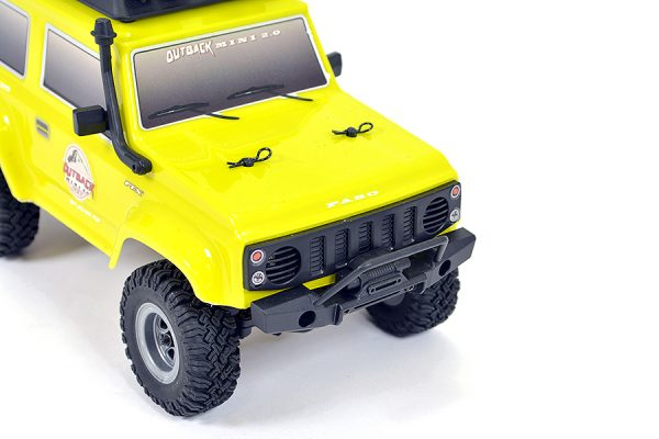 FTX Outback Mini 2.0 Paso 1:24