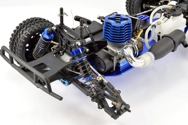 FTX Zorro 1:10 Nitro Trophy - Blue