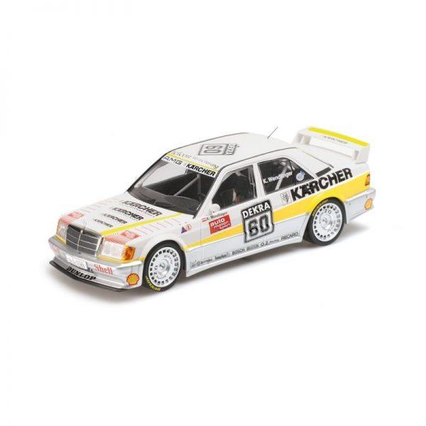 1:18 Mercedes 190E 2.5-16 Evo 1 - Team AMG-Mercedes - Karl Wendlinger - DTM 1990