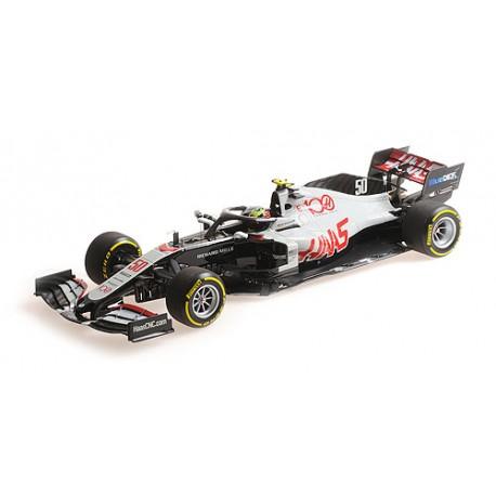 1:18 Haas F1 Team VF-20 - M.Schumacher - FP1 Abu Dhabi GP 2020