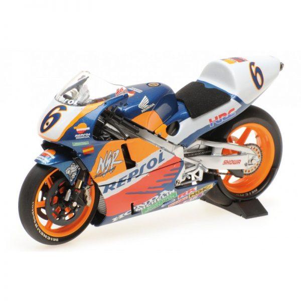 1:12 Honda NSR - Alex Criville - Winner GP 500 Barcelona 1995