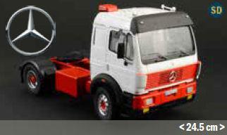 Mercedes-Benz SK 1844LS V8 Model Kit