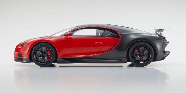 1:12 Bugatti Chiron Sport - Red / Black
