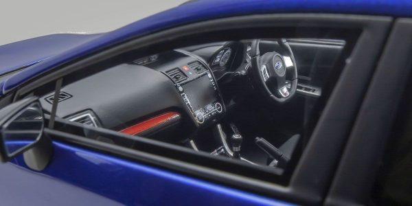 1:18 Subaru S208 NBR Challenge Package - Blue
