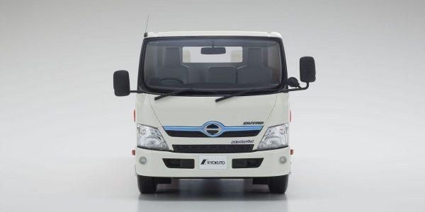 1:18 Kyokuto Flatop Zero - White