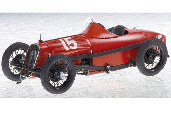 Fiat 806 Grand Prix Model Kit