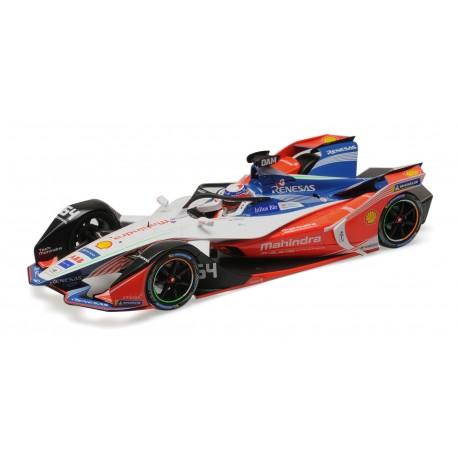 1:18 Formula E Season 5 - Mahindra Racing - Jerome D'Ambrosio