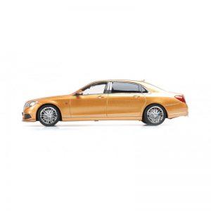 1:43 Maybach Brabus 900 Auf Basis Mercedes-Benz - Maybach S 600 - 2016 - Gold Metallic
