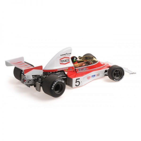 1:18 Mclaren Ford M23 Emerson Fittipaldi - 1974 World Champion