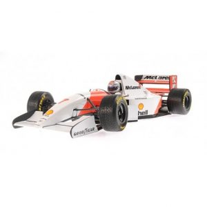 1:18 McLaren Ford MP4/8 - Mario Andretti - European GP 1993