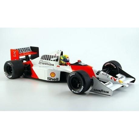 1:12 McLaren Honda MP4/5B - Ayrton Senna - World Champion 1990
