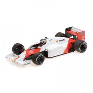 1:18 1986 Mclaren TAG MP4/2C - Keke Rosberg