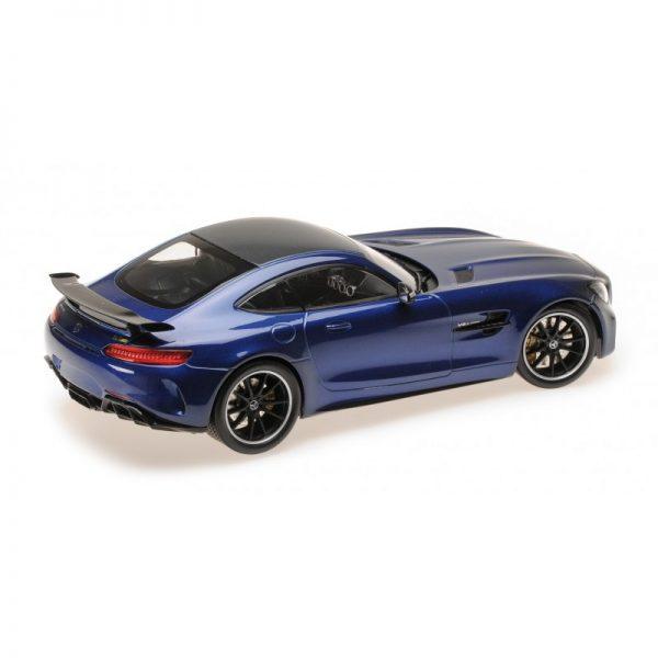 1:18 2017 Mercedes-AMG GTR - Blue Metallic