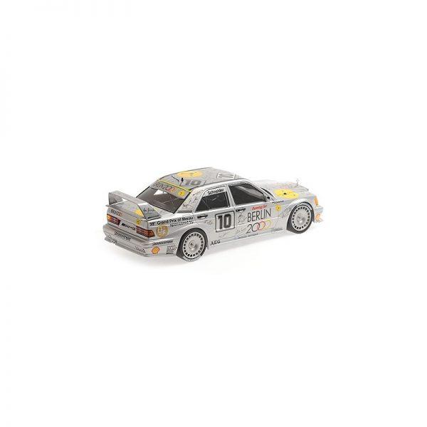 1:18 Mercedes 190E 2.5-16 Evo 2 - Bernd Schneider - Macao Guia Race 1992