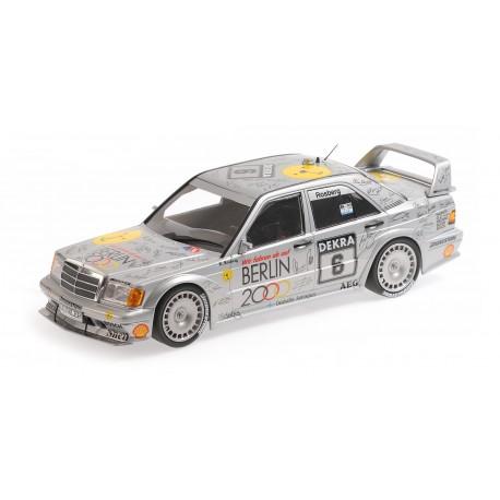 1:18 Mercedes 190E 2.5-16 Evo 2 - Keke Rosberg - DTM 1992