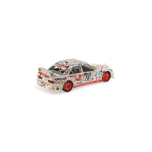 1:18 Mercedes 190E 2.5-16 Evo 2 - AMG Andora - Ellen Lohr - DTM 1991